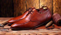 leather fancy goods footwear