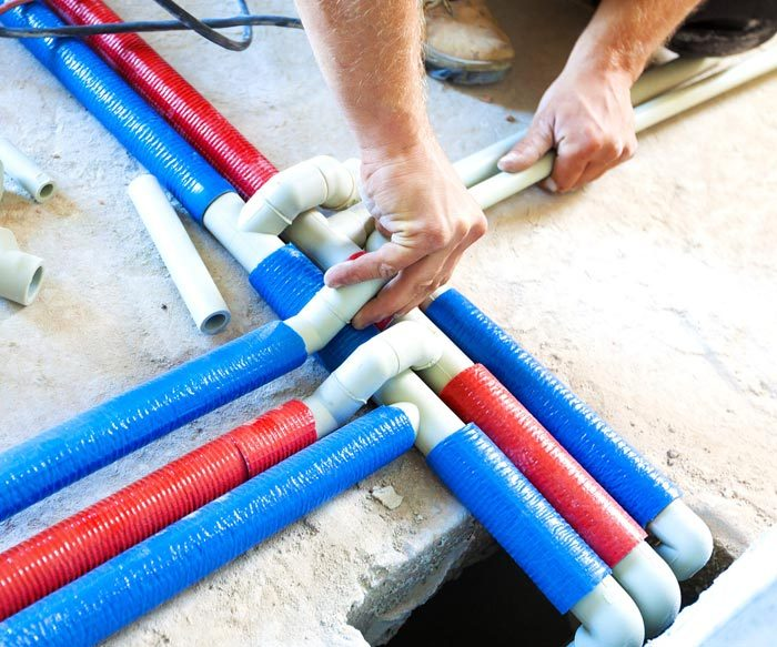 plumbing pipe welding carousel