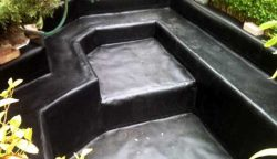 pvc bouncy castle pond repair pond liner