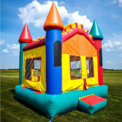 PVC Adhesive for bouncy castle repairs