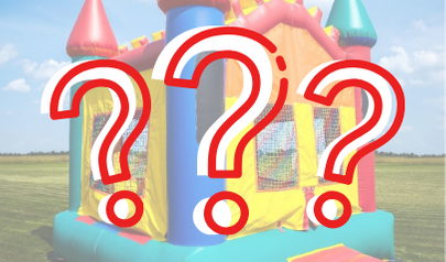 PVC Adhesives to fix bouncy castle