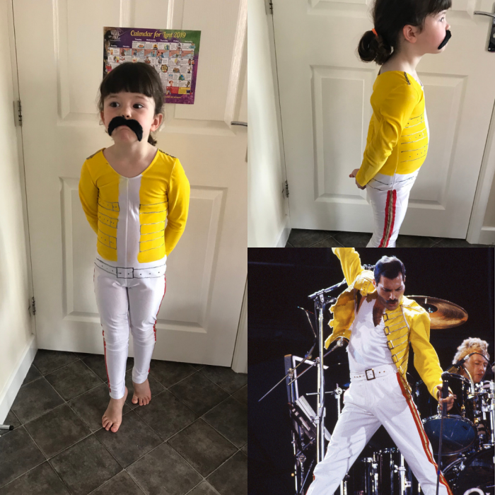Customer Creation Freddie Mercury